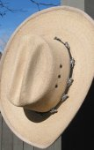 Texas Pewter Hat Bands