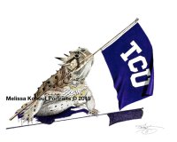 Game Day! (TCU Flag)